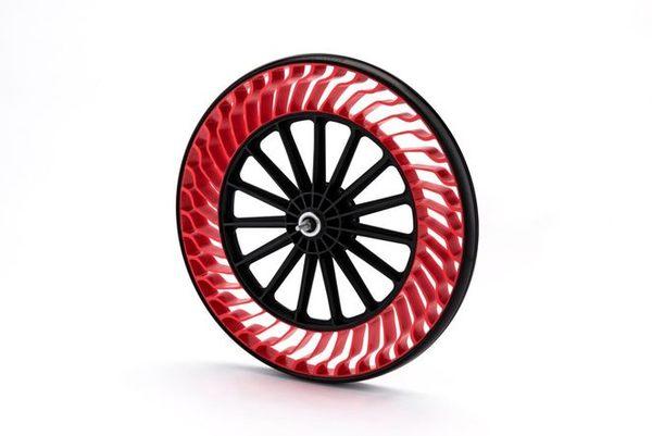 Neumáticos sin aire CES 1