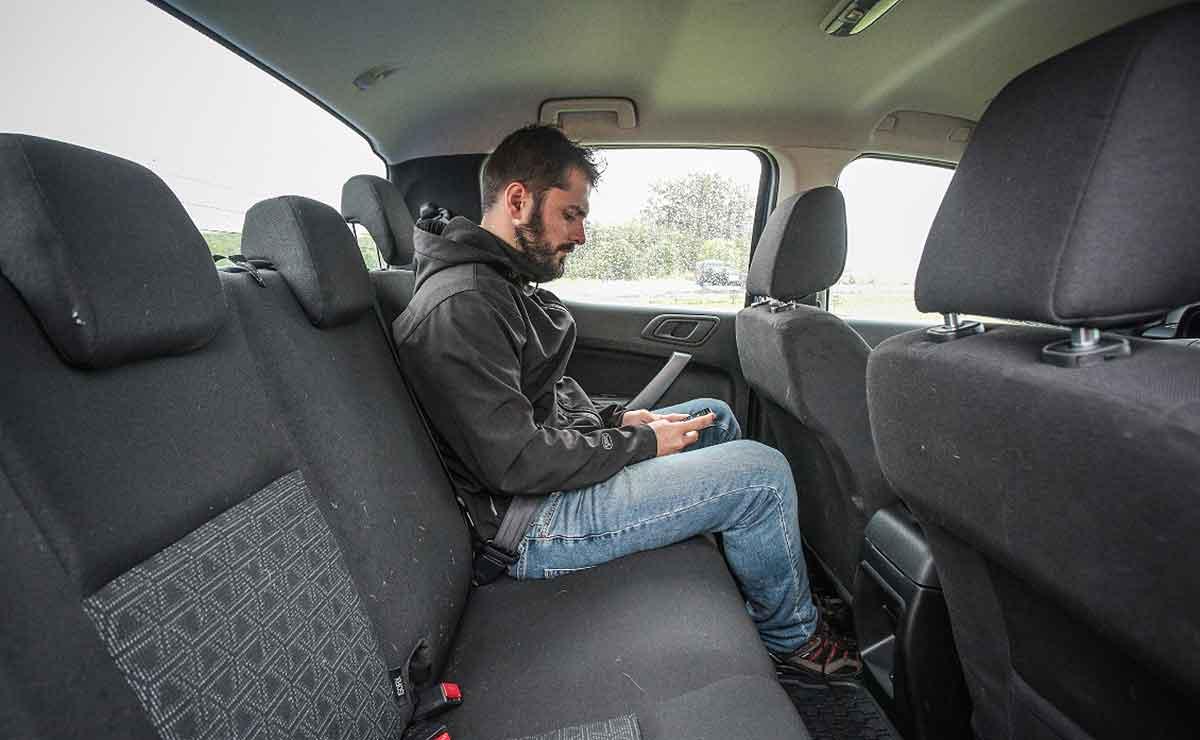 ford ranger xls 2020 cabina