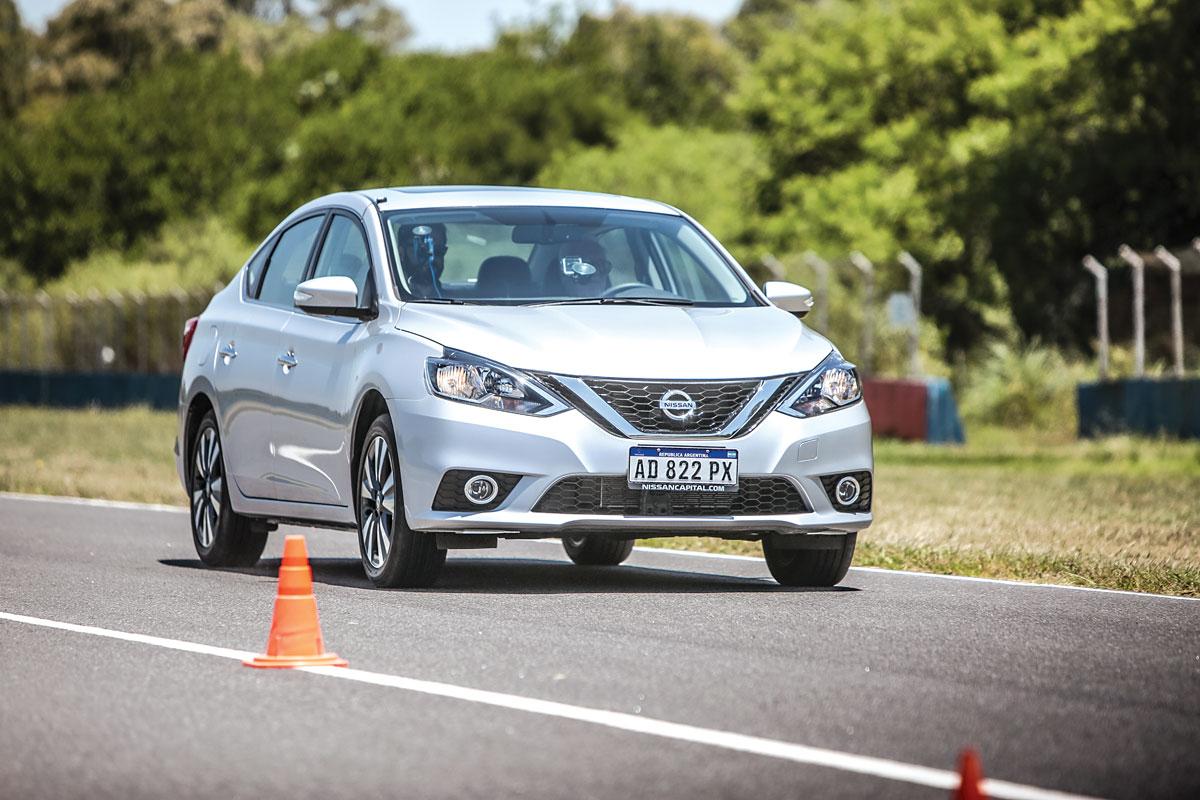 Nissan Sentra Master Test ACELERACION 2
