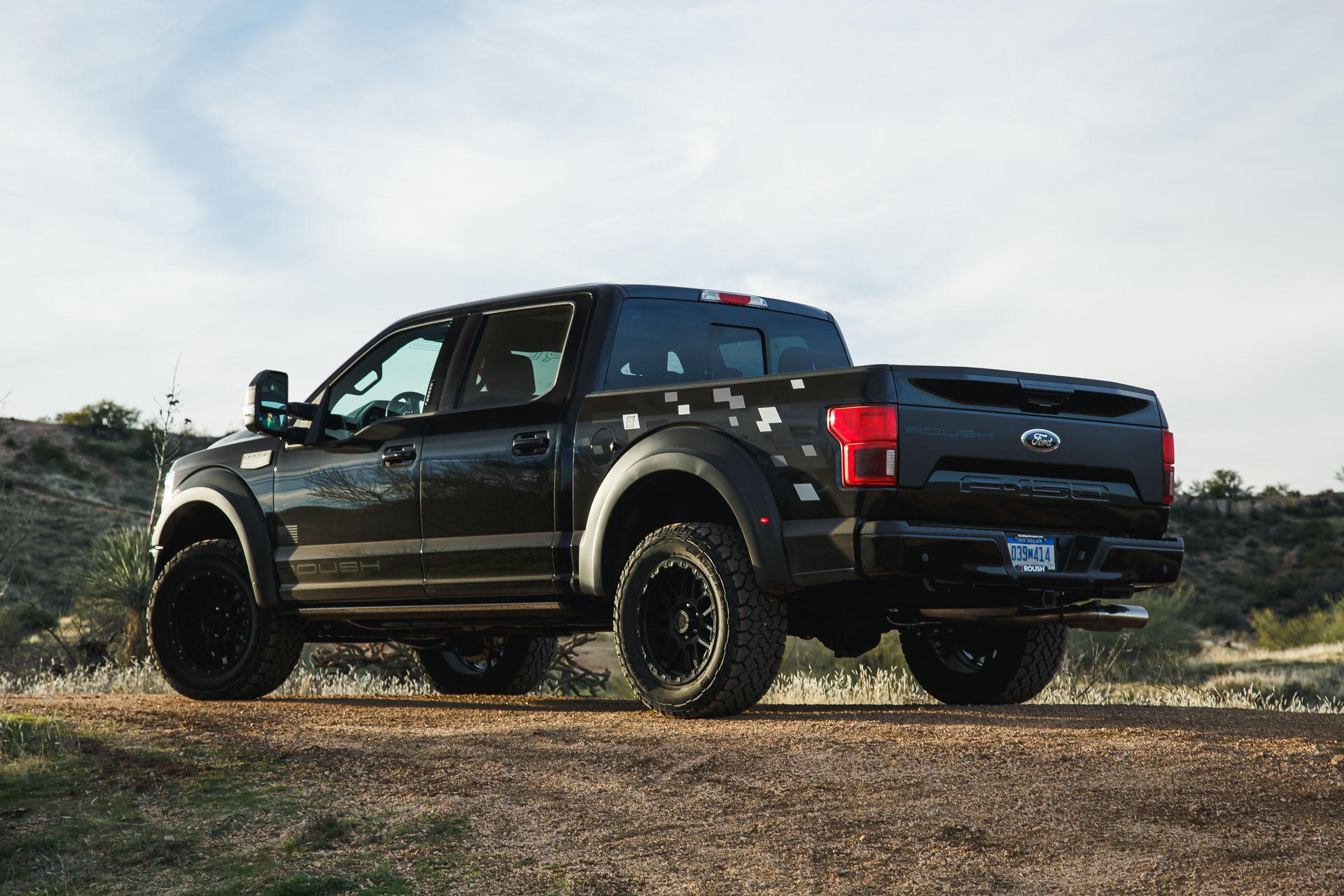 Roush Ford F 150 5 11 Tactical 13