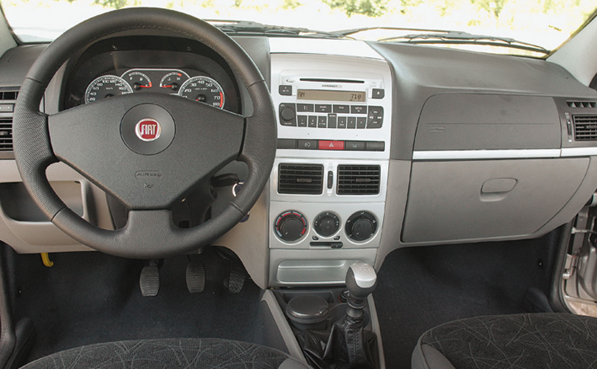 Siena interior