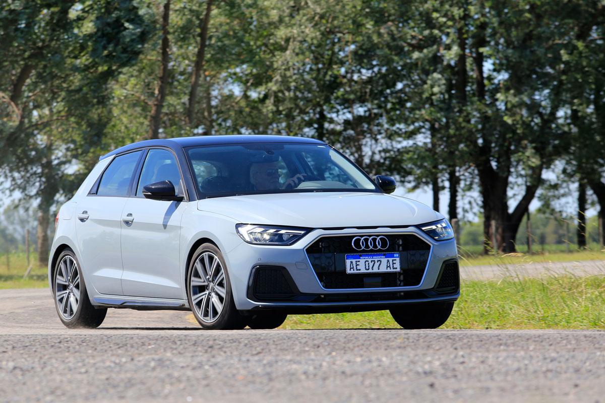 Apertura Audi A1 35 Sportback 1