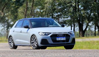 Apertura Audi A1 35 Sportback
