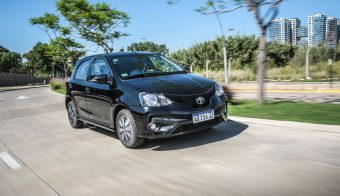 ETIOS hatchback xls