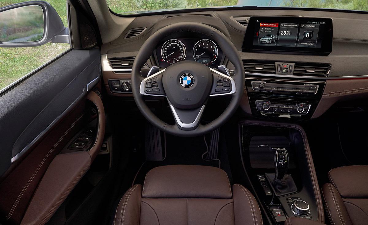 LANZAMIENTO BMW X1 4