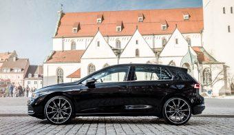 ABT VW Golf VIII GR20 matt black 3