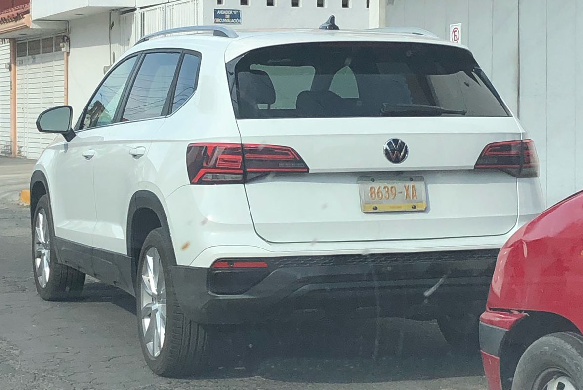 VW TAREK 2