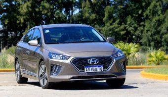 accion Hyundai Ioniq