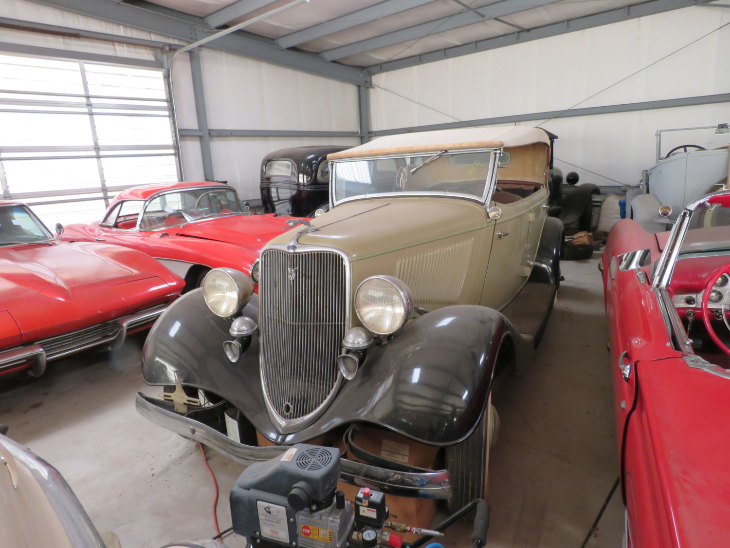 1930s Ford vehicles 2