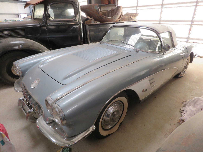 1958 Chevrolet Corvette Roadster