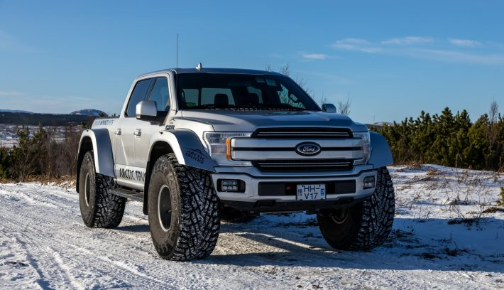Ford F150 Arctic Trucks 05