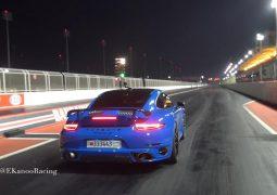 Porsche 911 Turbo S 991 von Ekanoo