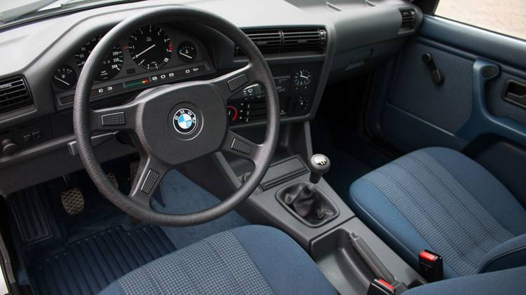 bmw 325 ix segunda mano interior