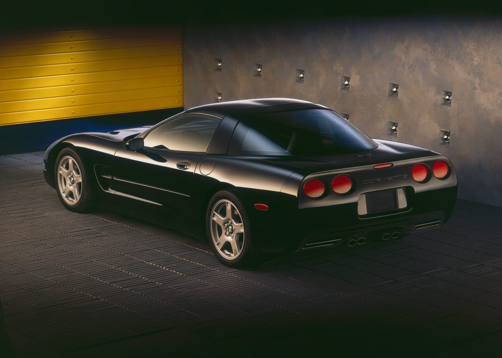 jordan corvette negro