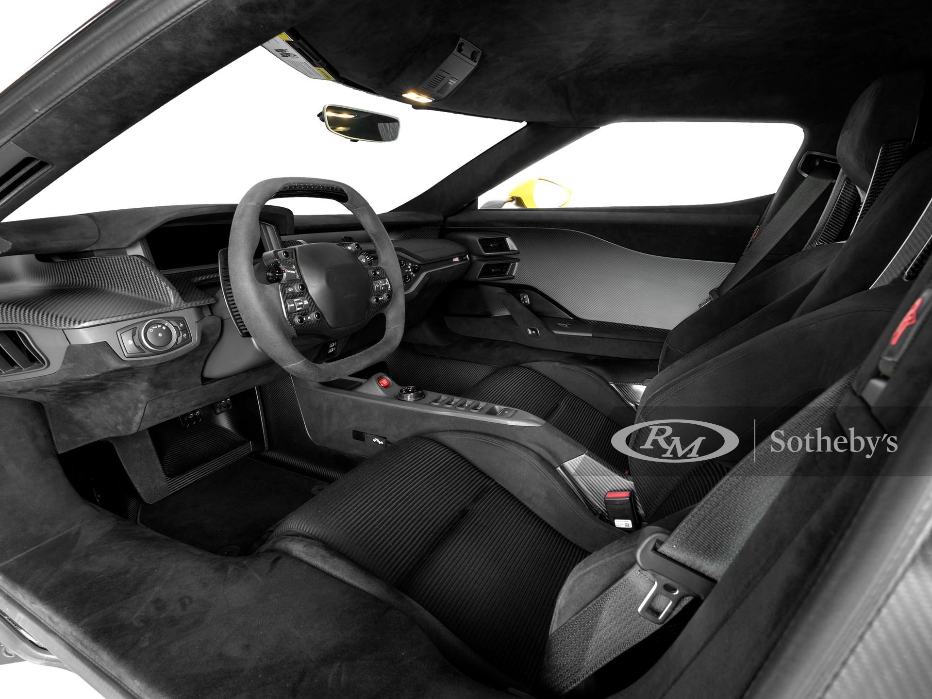 Ford GT subasta 5