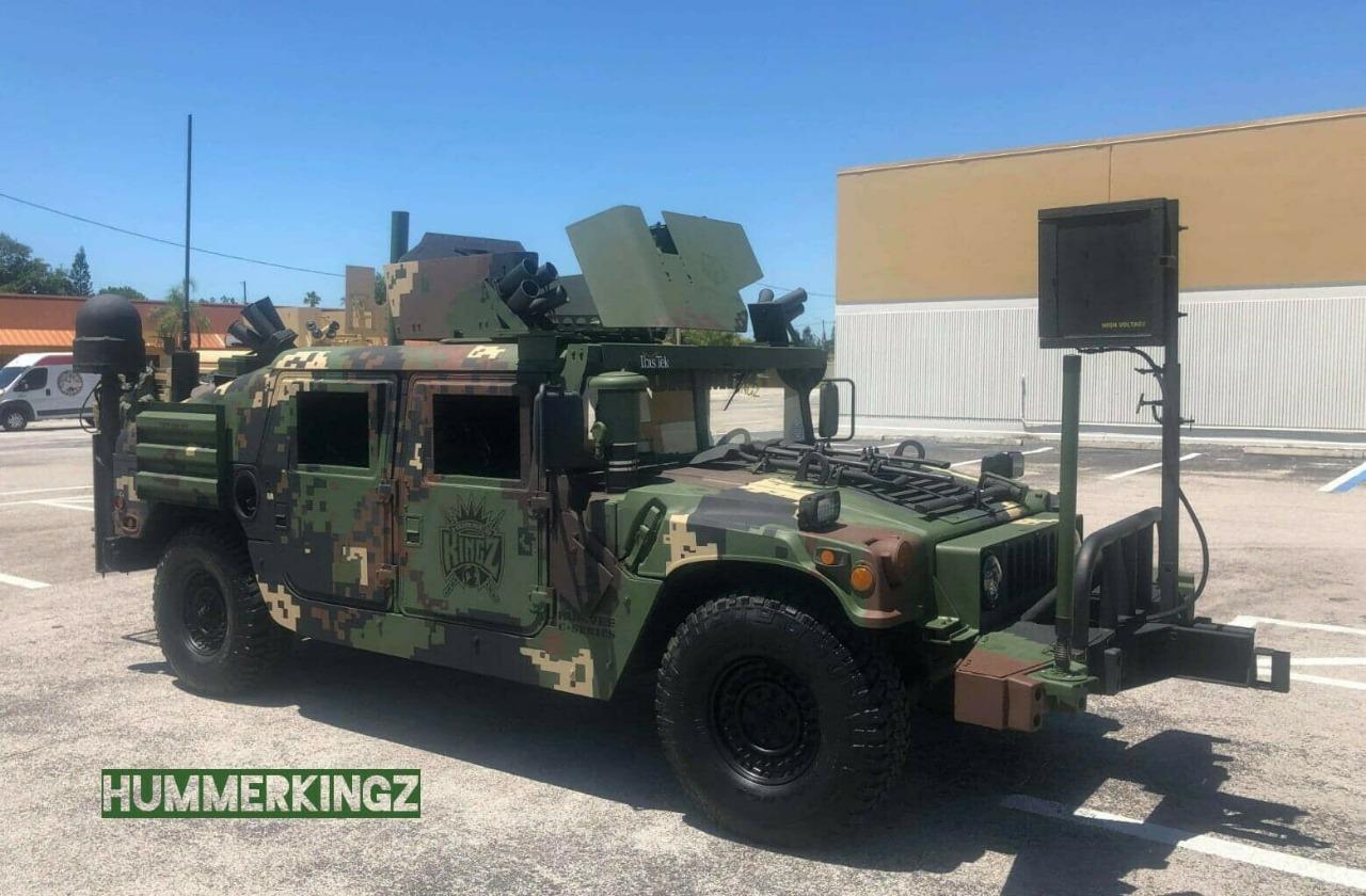 Hummer H1 guerra 1