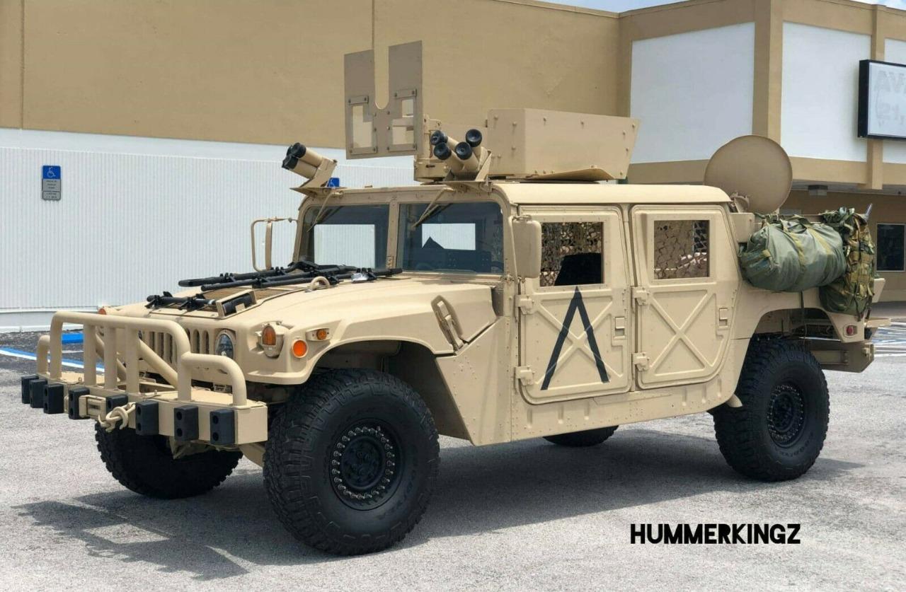 Hummer H1 guerra 2