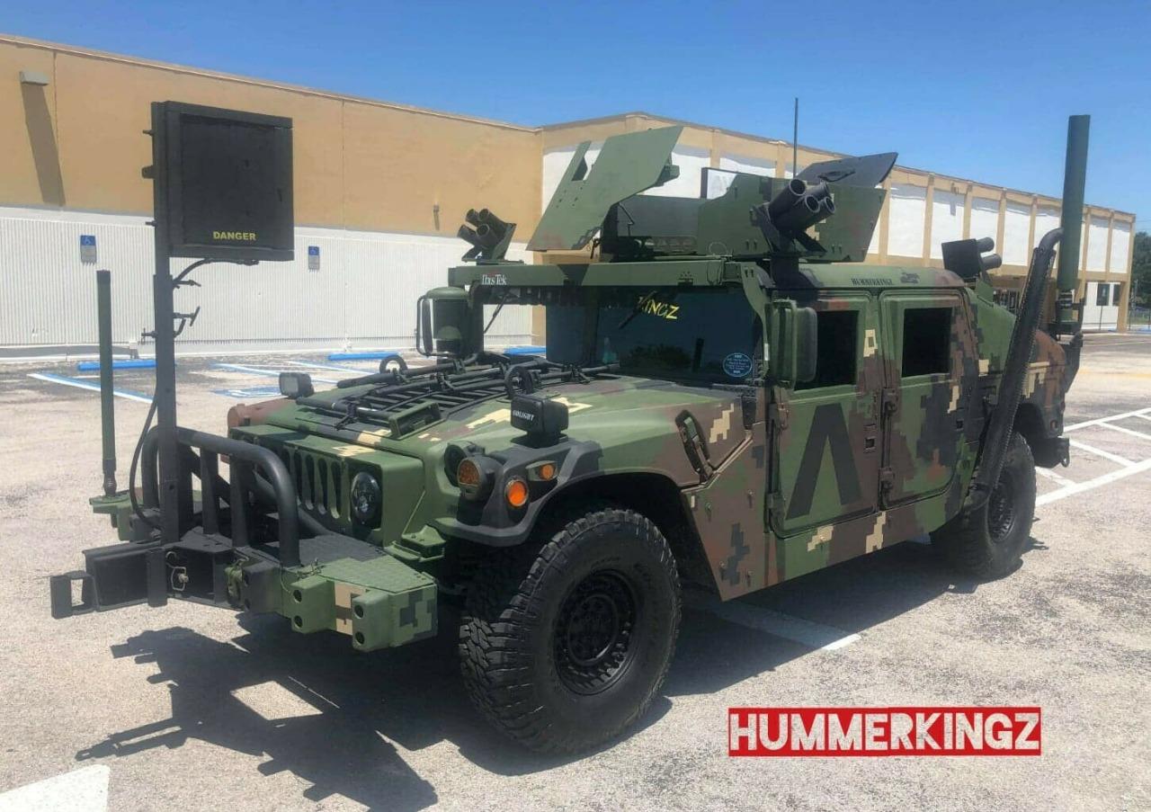 Hummer H1 guerra 3