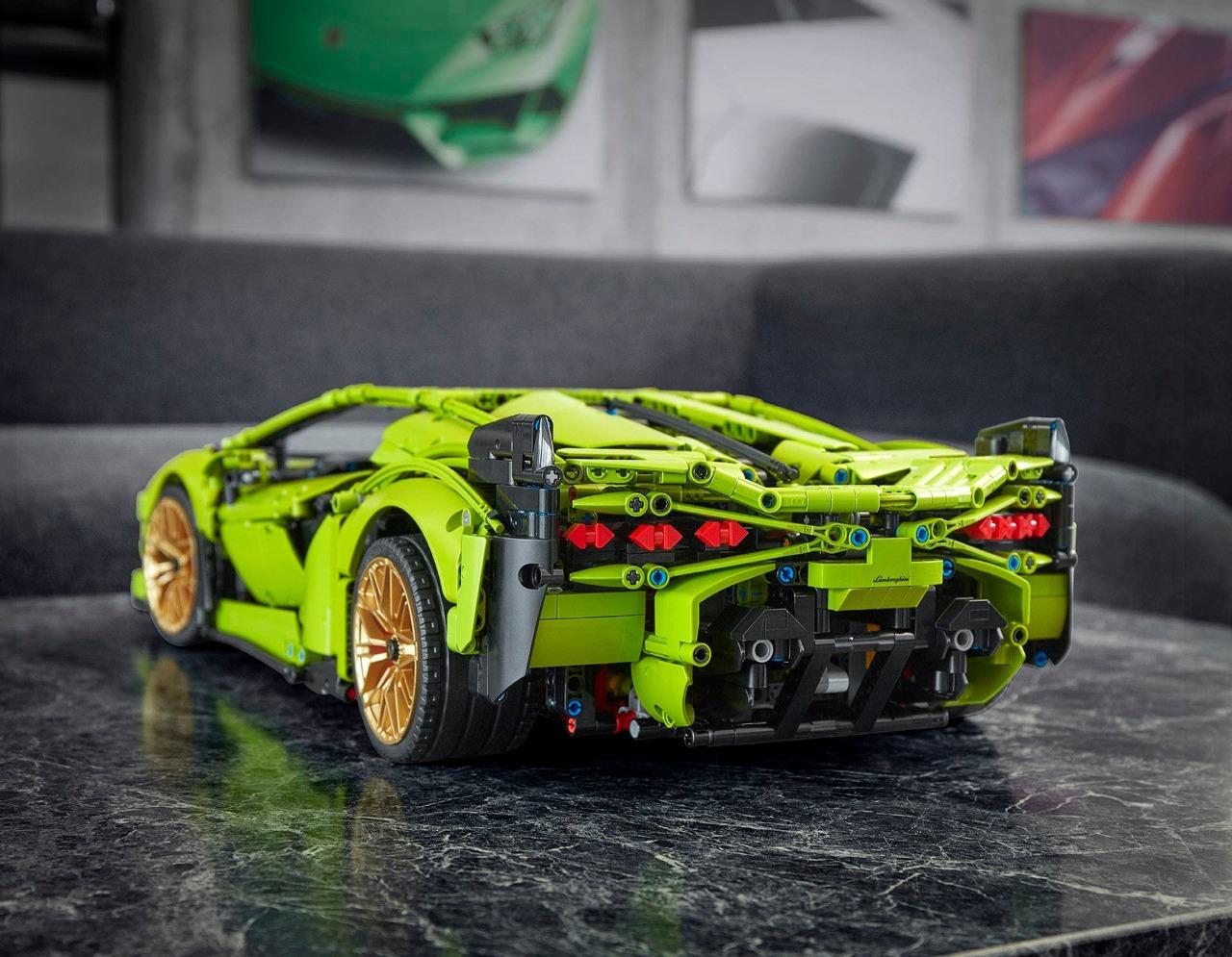 Lamborghini Lego 1