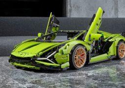 Lamborghini Lego 2