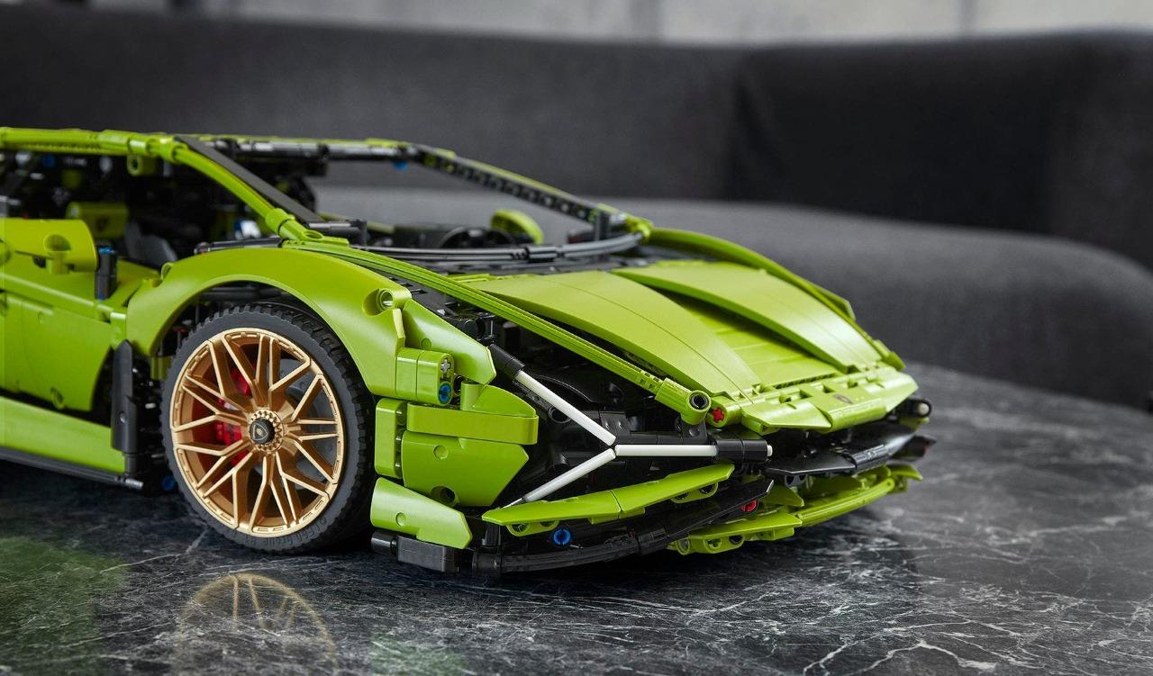 Lamborghini Lego 3