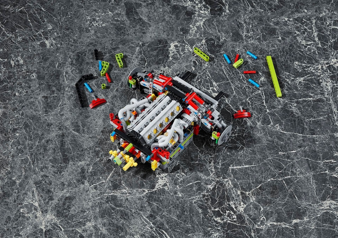 Lamborghini Lego 4