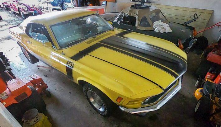 Mustang Boss 302 1