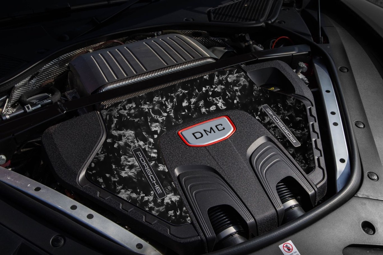 Porsche Panamera DCM 2