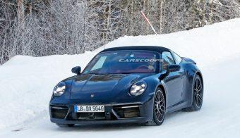 Porsche Targa 911 GTS 1