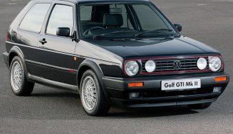 VW Golf GTi 2