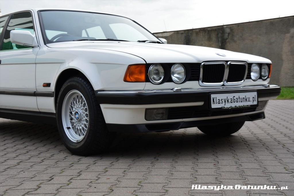1992 BMW 740i 7 Series 118