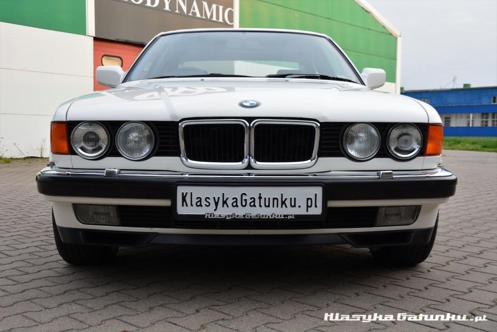 1992 BMW 740i 7 Series 126
