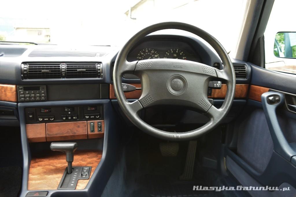 1992 BMW 740i 7 Series 44