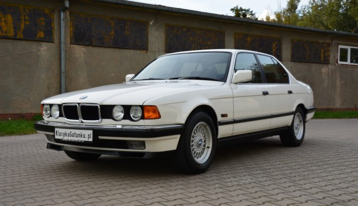 1992 BMW 740i 7 Series 96