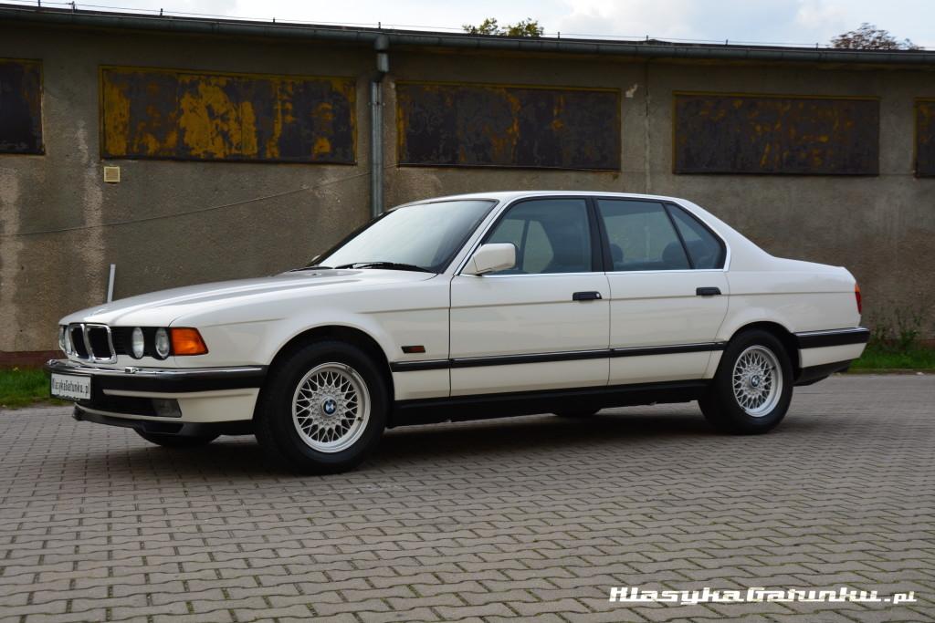 1992 BMW 740i 7 Series 98