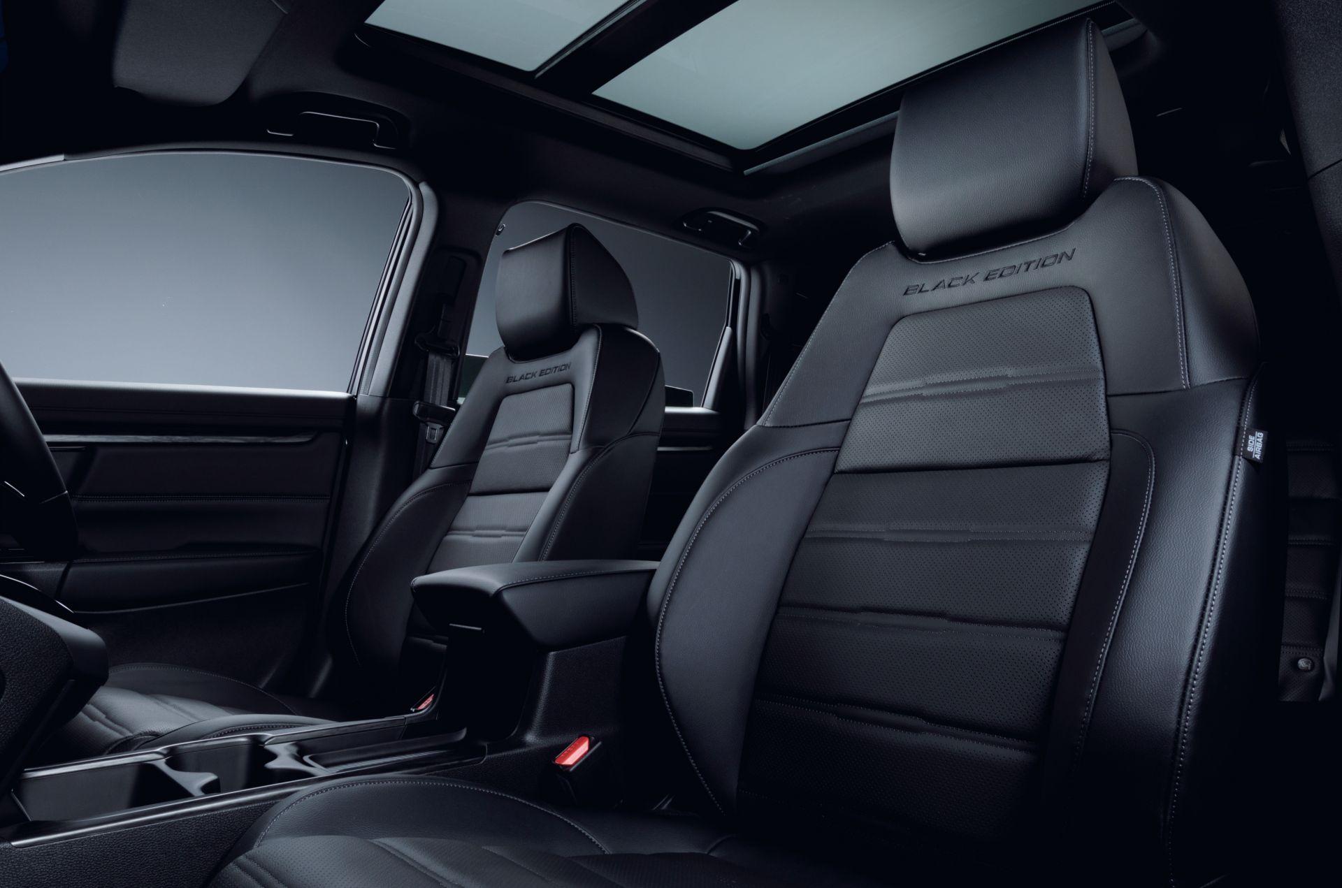 2020 Honda CR V eHEV Black Edition JDM spec 3