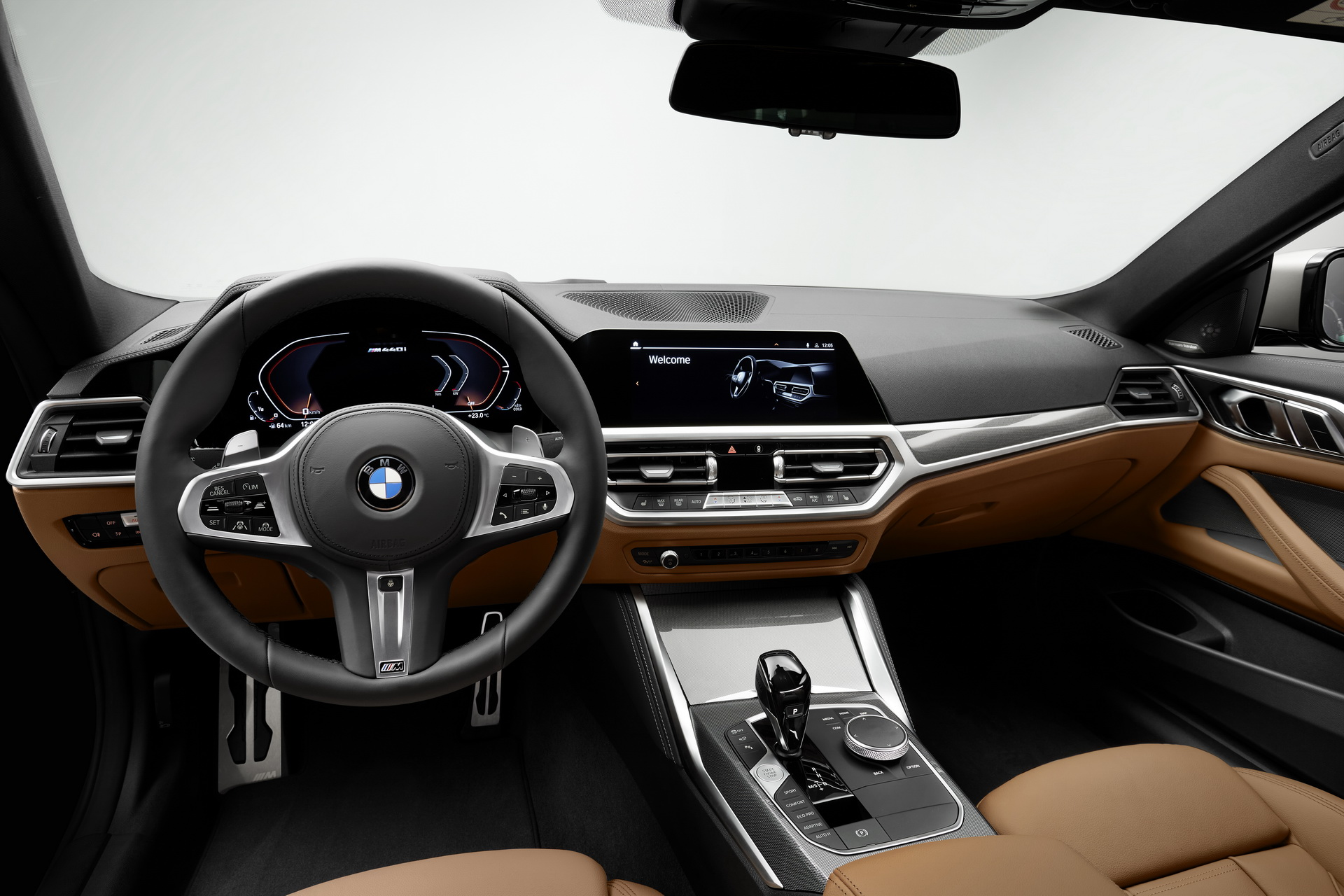 2021 BMW 4 Series Coupe 96