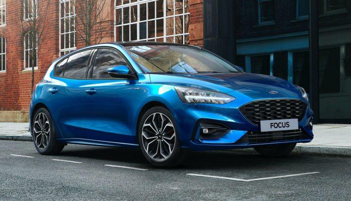 2021 Ford Focus Euro spec 1