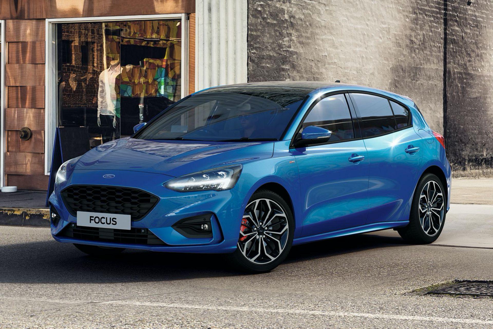 2021 Ford Focus Euro spec 2