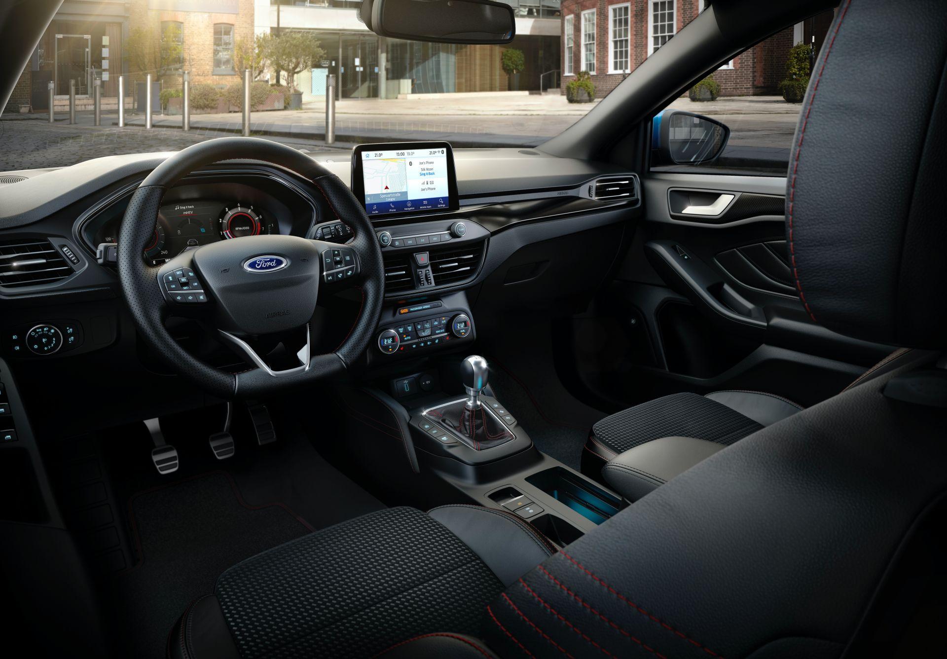 2021 Ford Focus Euro spec 5