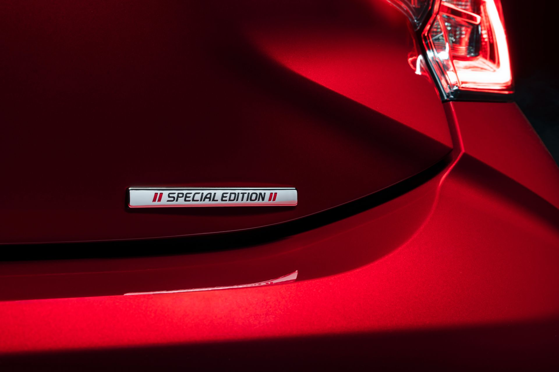 2021 Toyota Corolla Hatchback Special Edition US spec 4