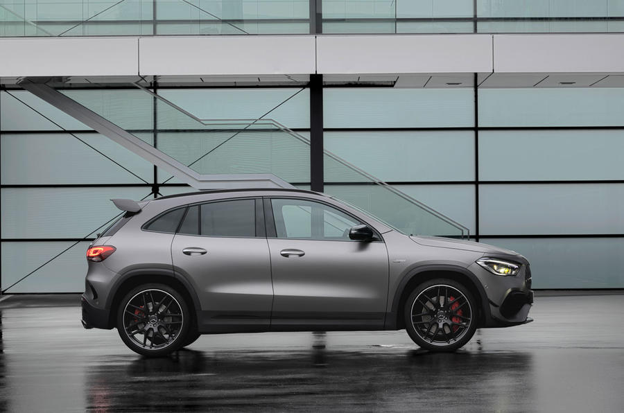 88 mercedes amg gla 45 2020 official static side