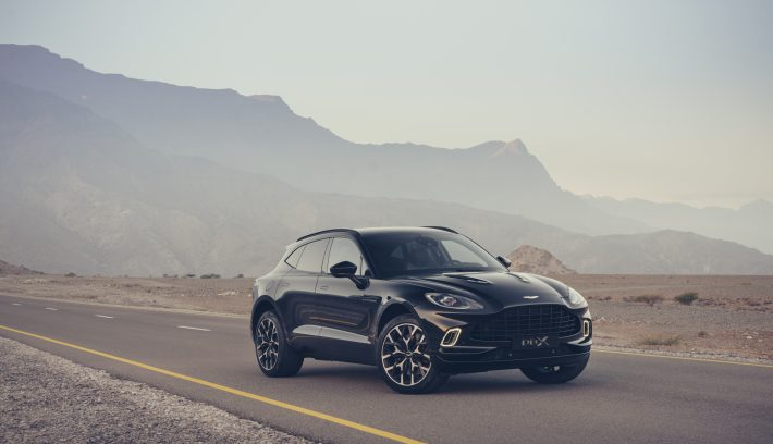 Aston Martin DBX in the Middle East 34 JPG