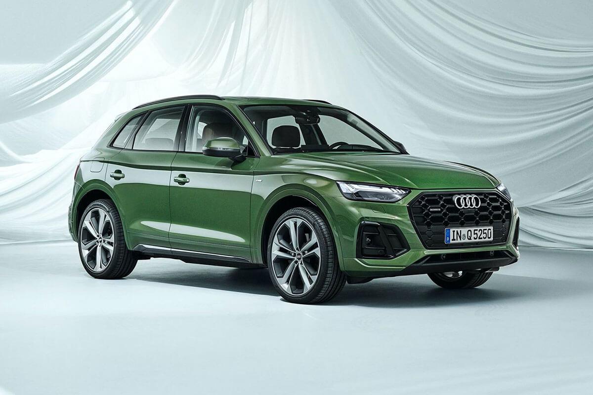 Audi Q5 2021 1