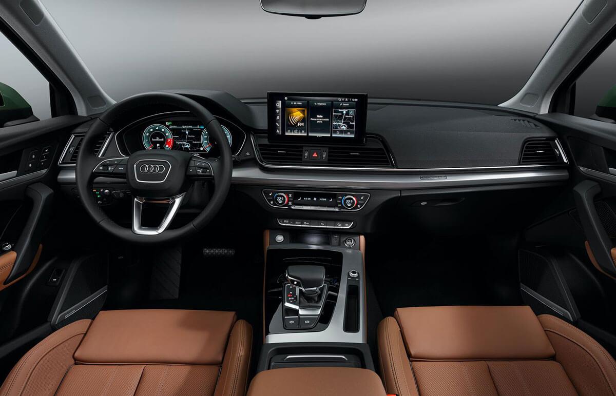 Audi Q5 2021 3