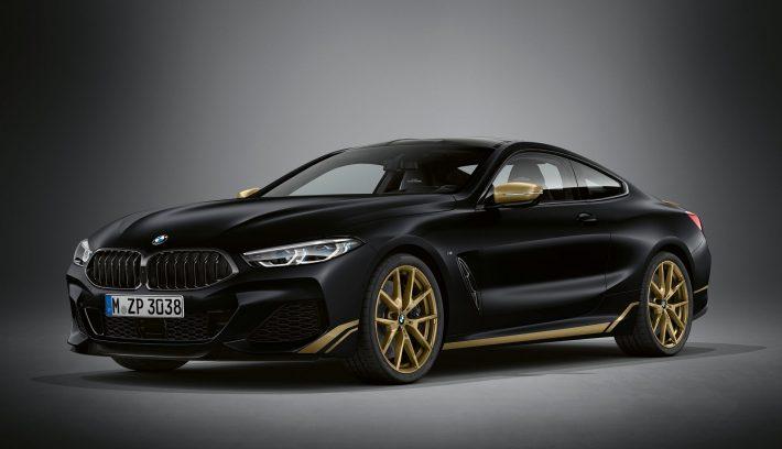 BMW 8 Series Golden 5