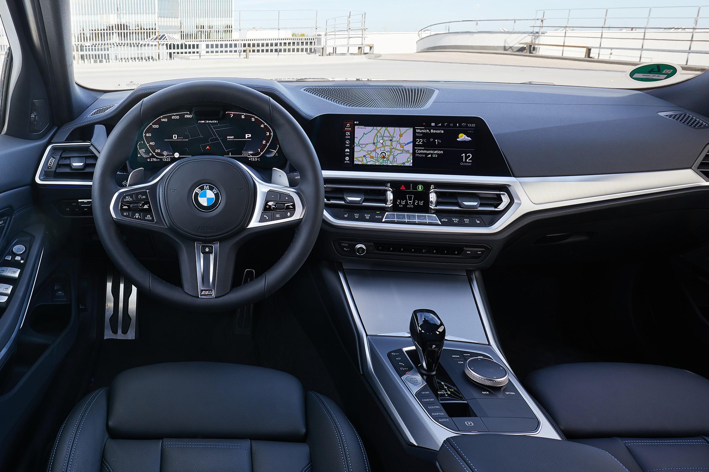 BMWM340i III