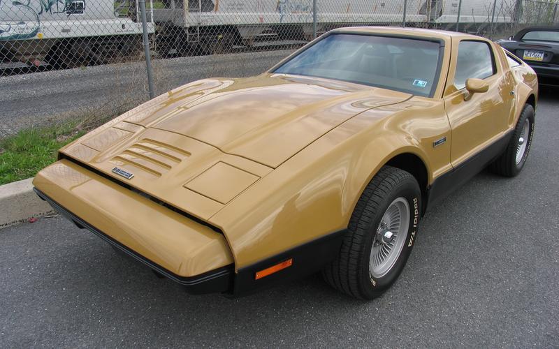 Bricklin SV 1 1974