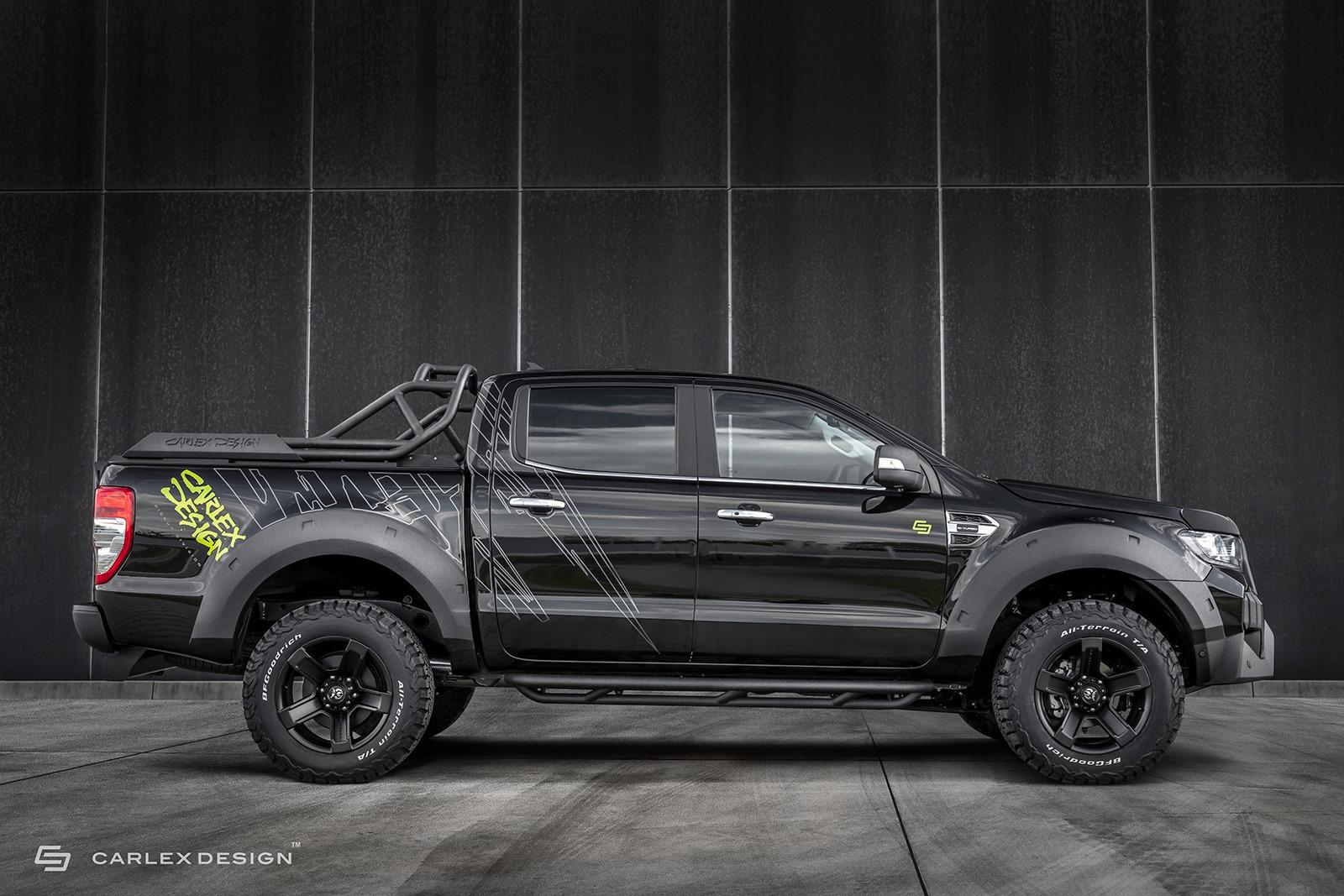Carlex Design Ford Ranger 3
