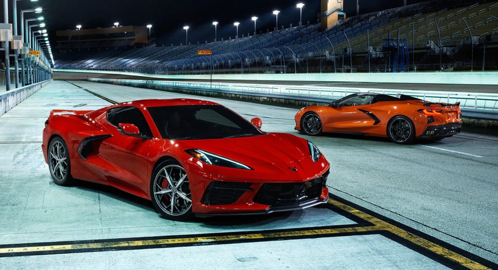 Corvette New